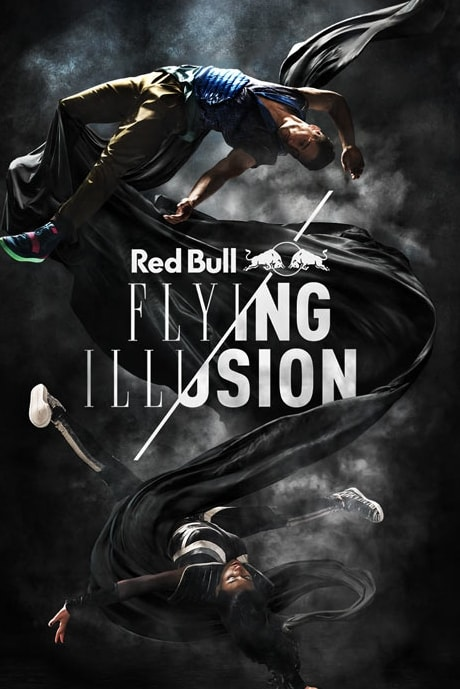 Redbull Flying Illusion
