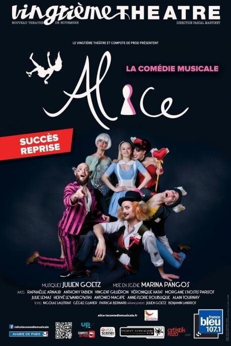 Alice, la comédie musicale