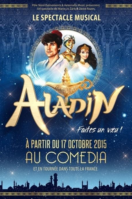 Aladin faites un voeu