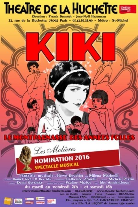 Kiki, Le Montparnasse des Années Folles