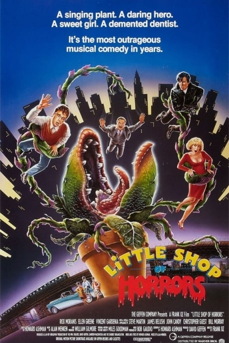 La petite boutique des horreurs (Little Shop of Horrors)