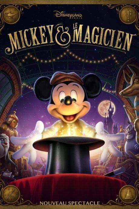 Mickey et le magicien