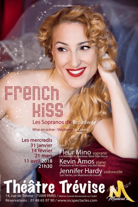 French Kiss - Les Sopranos de Broadway