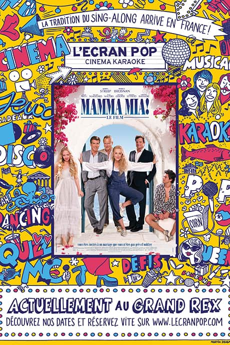 Mamma Mia! - Ecran Pop