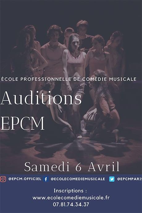 EPCM - Auditions