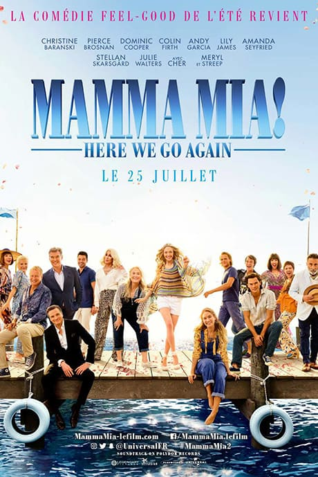 Mamma Mia! - Here we go again