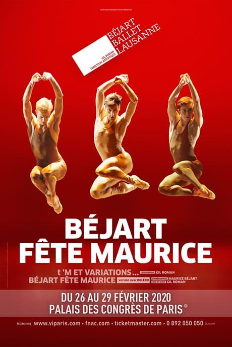 Béjart Fête Maurice
