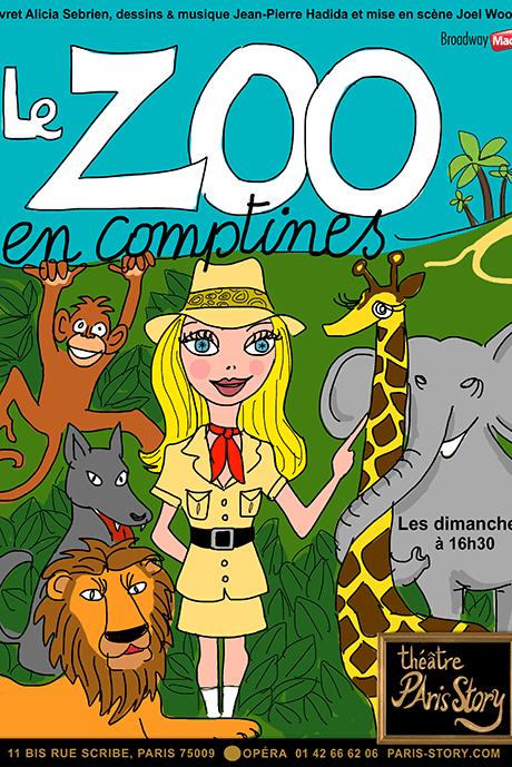 Le Zoo En Comptines