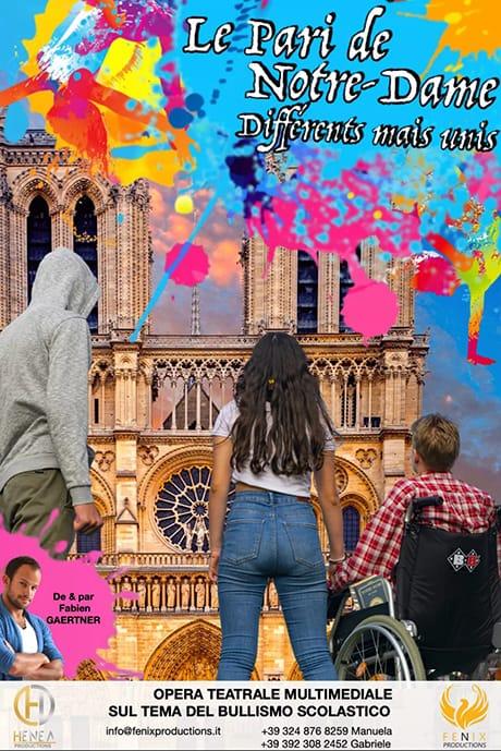 Le Pari de Notre Dame