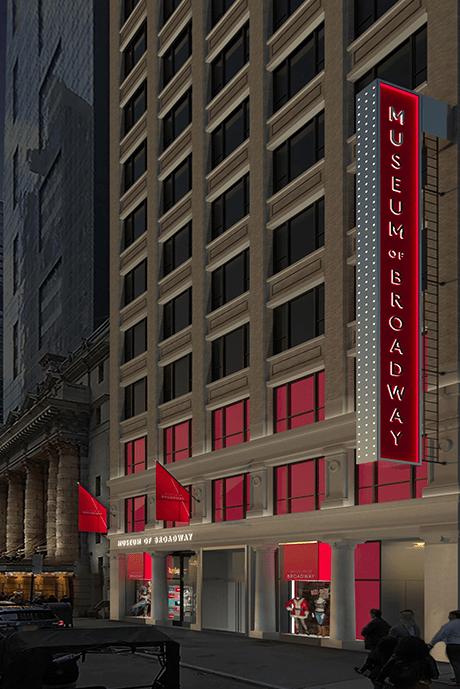Le musée de Broadway
